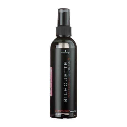 Лак для волос ультрасильной фиксации Pumpspray Super Hold