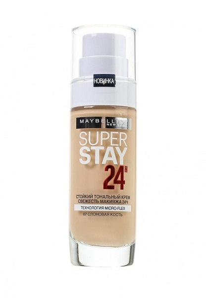 "Maybelline New York Тональный Крем ""SUPERSTAY24"""