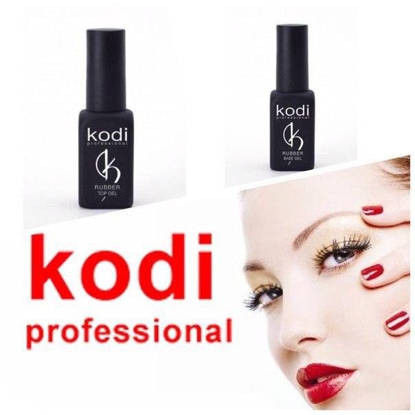 База Kodi 12 мл,Топ Kodi 12 мл для гель лака