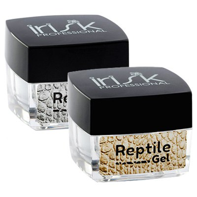 "ГЕЛЬ-ЛАК (ОСНОВА) ДЛЯ ДИЗАЙНА IRISK ""REPTILE GEL"", 5 МЛ"