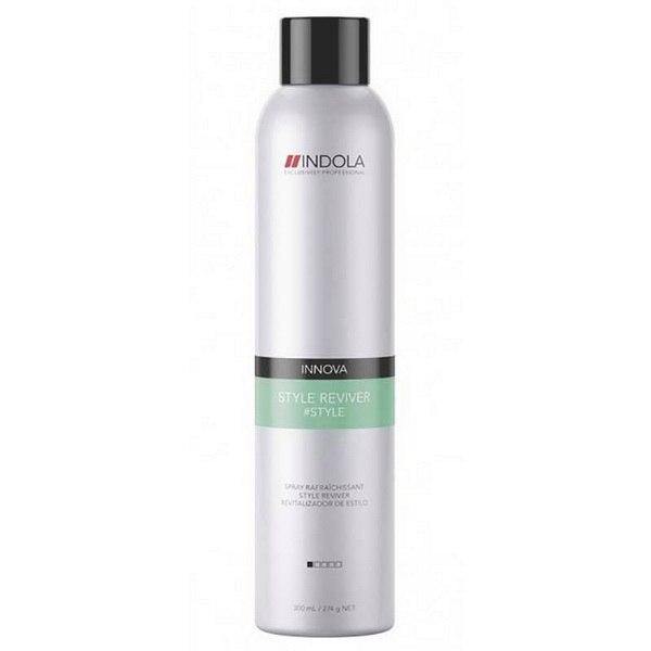 Сухой шампунь для волос – Indola Style Reviver 300ml