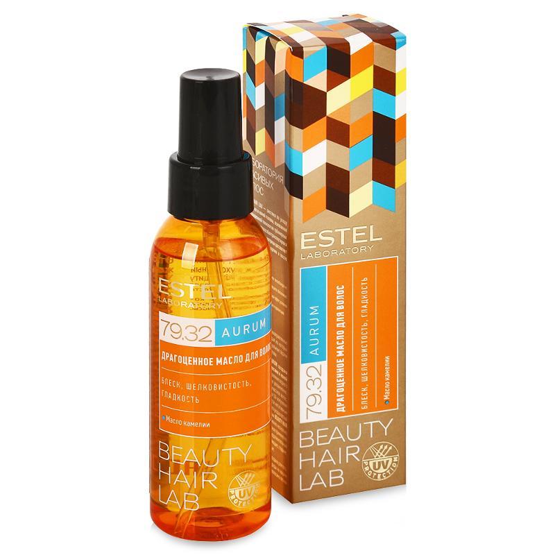 Драгоценное масло для волос ESTEL BEAUTY HAIR LAB AURUM, 100 мл., ESTEL