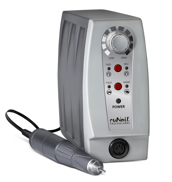 Электрическая дрель для маникюра и педикюра JL-5 35 000, 65Вт Runail