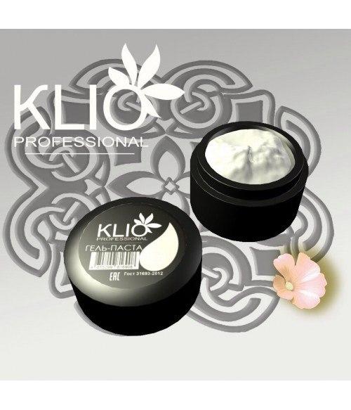 Гель-паста KLIO Professional белая