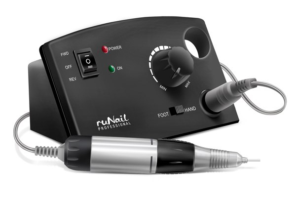 Аппарат для маникюра и педикюра PM-35000, 35 Вт. RuNail
